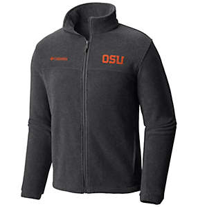 Men's Collegiate Flanker™ II Full Zip Fleece - Oregon State