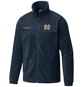 Men's Collegiate Flanker™ II Full Zip Fleece - Notre Dame