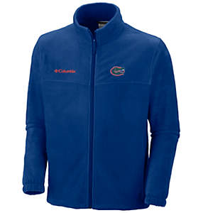 Men's Collegiate Flanker™ II Full Zip Fleece - Florida