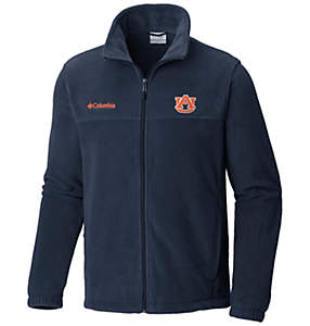 Men's Collegiate Flanker™ II Full Zip Fleece - Auburn