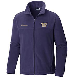 Men's Collegiate Flanker™ II Full Zip Fleece - Washington