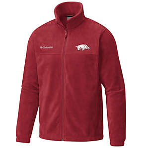 Men's Collegiate Flanker™ II Full Zip Fleece - Arkansas