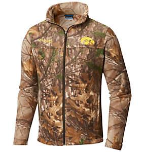 Men's Collegiate Flanker™ II Full Zip Fleece - Iowa
