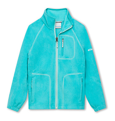 Fleece Fast Trek™ II Full Zip da ragazzo , front