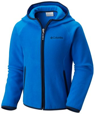 Kids' Fast Trek™ Hoodie at Columbia Sportswear in Oshkosh, WI | Tuggl