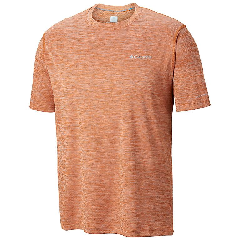 9042b57ae74 Dark Orange Heather Men's Zero Rules™ Short Sleeve Shirt – Tall, ...