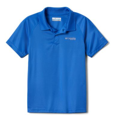 Boys' Terminal Tackle™ Polo Shirt at Columbia Sportswear in Oshkosh, WI | Tuggl