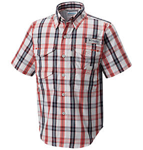 Boys' PFG Super Bonehead™ Short Sleeve Shirt