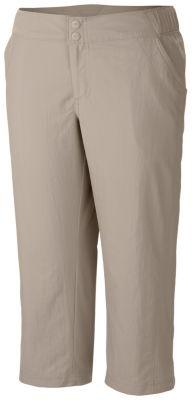 Women's Suncast™ Capri Pant - Plus Size at Columbia Sportswear in Oshkosh, WI | Tuggl