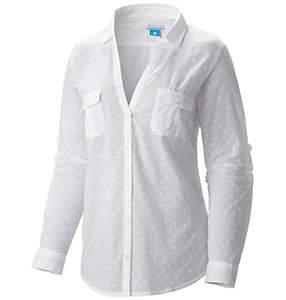 Women's PFG Sun Drifter™ Long Sleeve Shirt - Plus Size