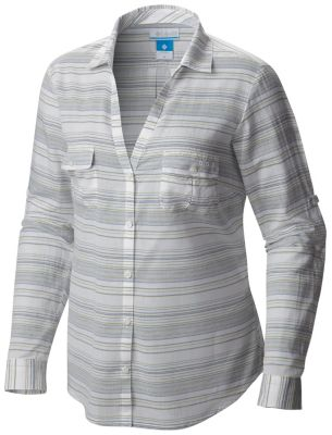 Women's PFG Sun Drifter™ Long Sleeve Shirt - Plus Size | Tuggl
