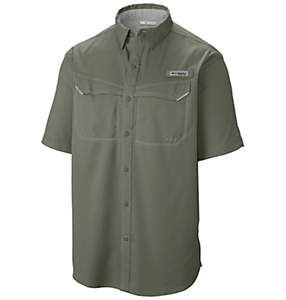 Men's PFG Low Drag Offshore™ Short Sleeve Shirt - Big