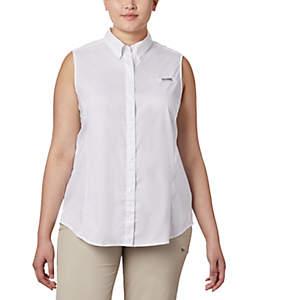 Women's PFG Tamiami™ Sleeveless Shirt - Plus Size