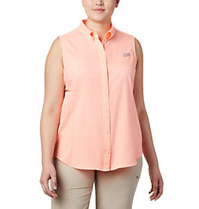 Women's PFG Tamiami™ Sleeveless Shirt - Plus Size