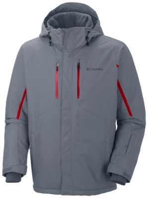 Men s Cubist IV Insulated Hooded Winter Ski Jacket  4dad670d50