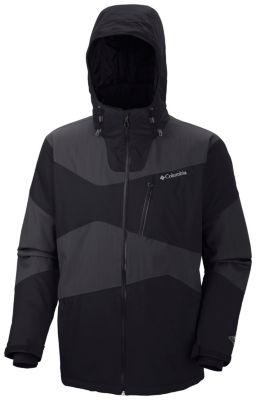 Men's Parallel Grid Jacket
