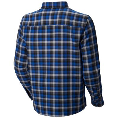 Men's Reverse Grid™ Long Sleeve Shirt