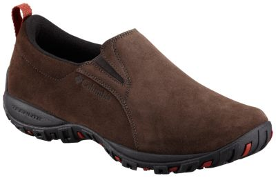 Men's Peakfreak™ Nomad Moc Slip-On Shoe - Cordovan, Sanguine - 1553031Men's  Peakfreak ...