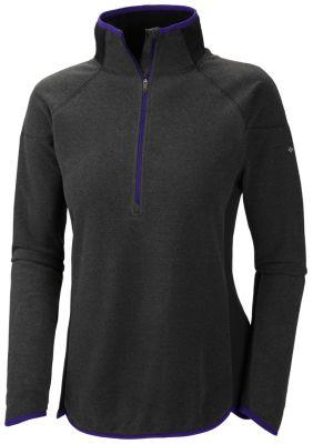 4350630ce615 Women s Ombre Springs Fleece Half Zip Jacket