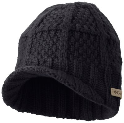 1563d71976e0e Women Winter Visor Beanie Men Newsboy Cap Fleece Liner Cadet Hats .