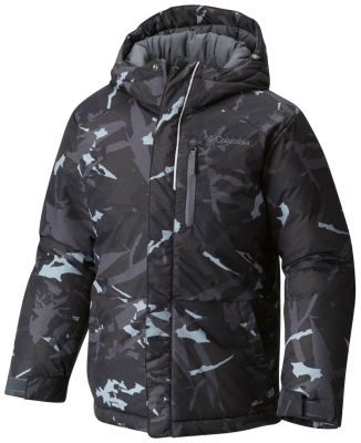 5e40d527a Boys  Lightning Lift Waterproof Insulated Jacket