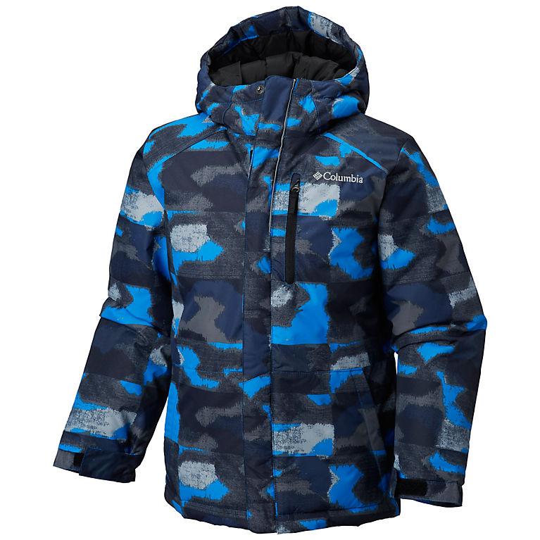 3e048b1f5 Boys' Lightening Lift Waterproof Insulated Winter Jacket | Columbia