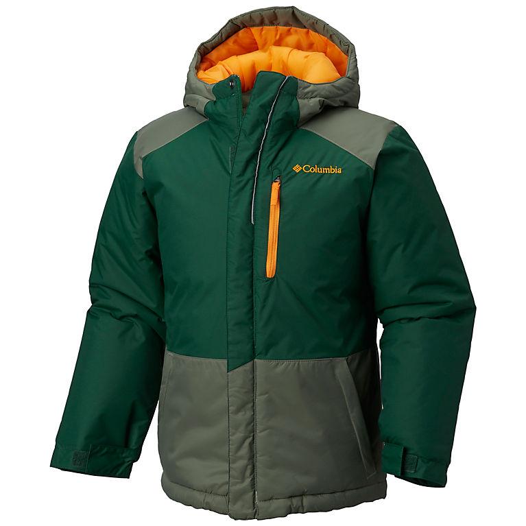 81880a95fd3b Boys  Lightning Lift Waterproof Insulated Jacket
