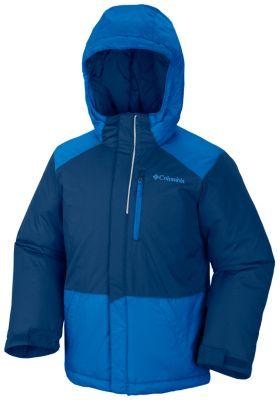 308e5a2a6 Boys  Lightning Lift Waterproof Insulated Jacket