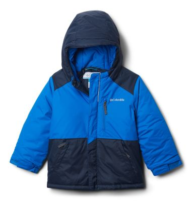 0d10803bfafc Boys  Toddlers Lightening Lift Waterproof Insulated Jacket