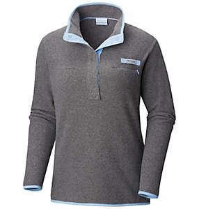 Women's PFG Harborside™ Fleece Pullover - Plus Size