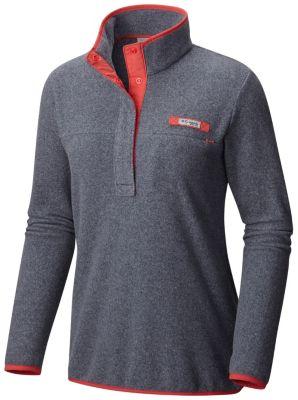 Women S Harborside Fleece Pullover Plus Size Columbia Com