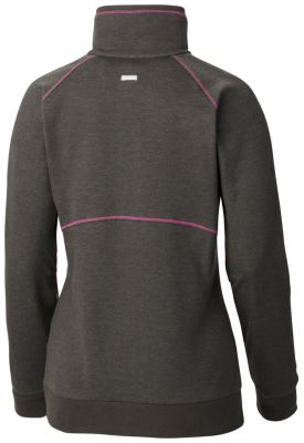 Women's Heather Hills™ Full Zip Sweater - Plus Size