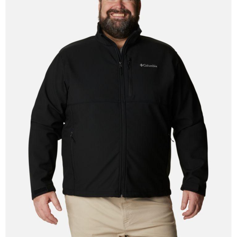 Men s Ascender Water-Resistant Softshell Jacket Big  7155ccd766