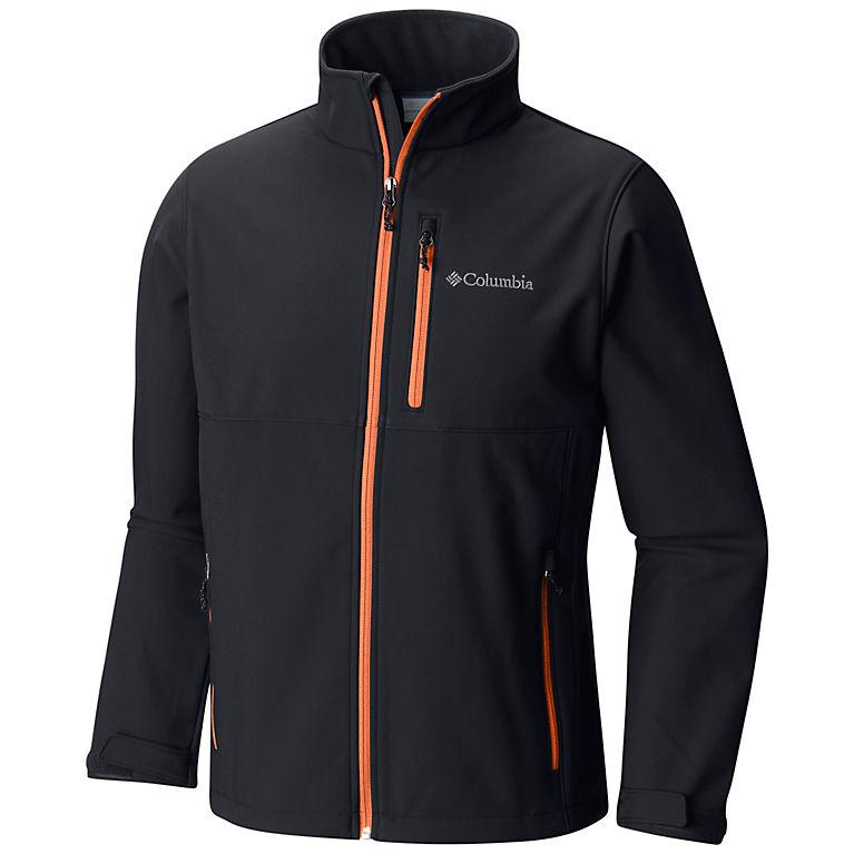 f88225245034 Men s Ascender Water-Resistant Softshell Jacket Big