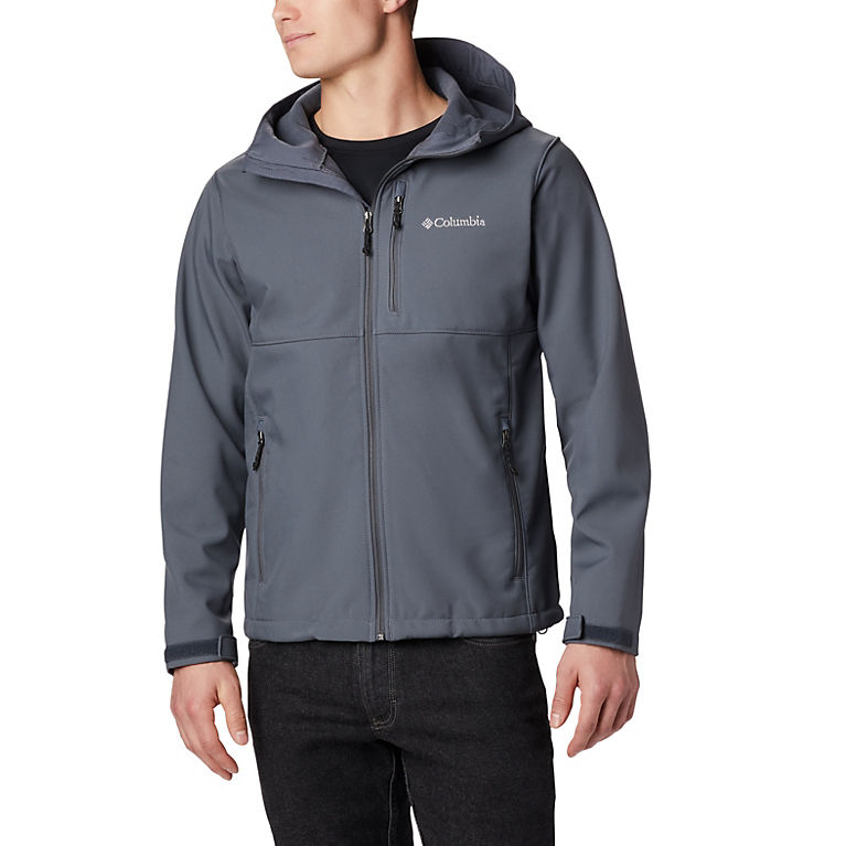c47725007 Men s Ascender Water-Resistant Hooded Softshell Jacket