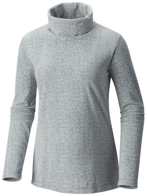 Women's Glacial™ Fleece Turtleneck | Tuggl