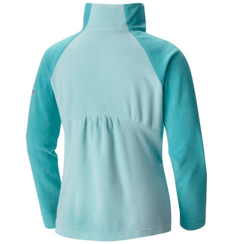 Glacial™ Fleece Half Zip Pullover für Mädchen Glacial™ Fleece Half Zip Pullover für Mädchen, back