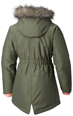 131865950370 Girls  Nordic Strider Waterproof Insulated Jacket