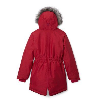 b118739c1 Girls  Nordic Strider Waterproof Insulated Jacket