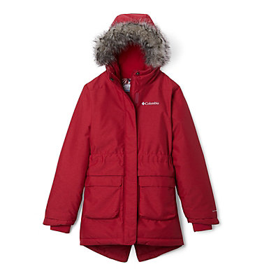 Girls Nordic Strider™ Jacket , front