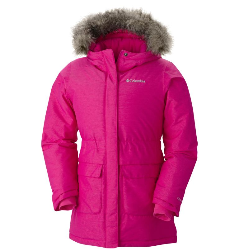 Girls Nordic Strider™ Jacket Girls Nordic Strider™ Jacket, front