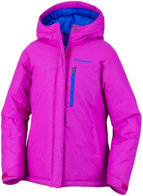 46349176c584 Girls  Alpine Free Fall Water-Resistant Insulated Jacket