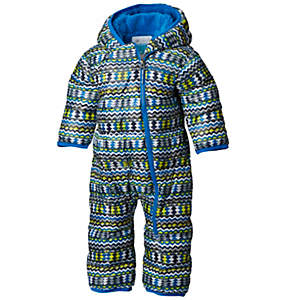 Infant Frosty Freeze™ Fleece Bunting