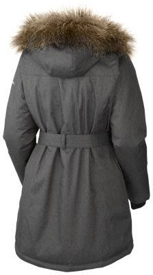 Women's Alpine Escape™ Long Down Jacket - Extended Size
