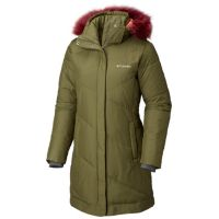 Deals on Columbia Womens Snow Eclipse Mid Jacket