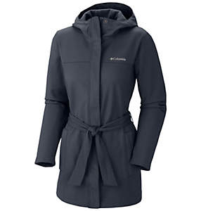 Women's Take To The Streets™ Softshell Trench Jacket