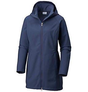 Manteau long à coquille souple Take to the Streets™ II pour femme