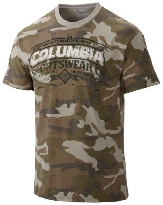 Men's Gem Columbia™ Short Sleeve Tee