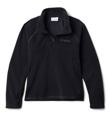 Boys' Glacial™ Fleece Half Zip Jacket | Tuggl
