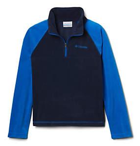 Boys' Glacial™ Fleece Half Zip Jacket